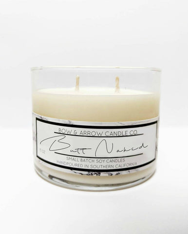 Tobacco & Bourbon Scented 15 oz Soy Candle