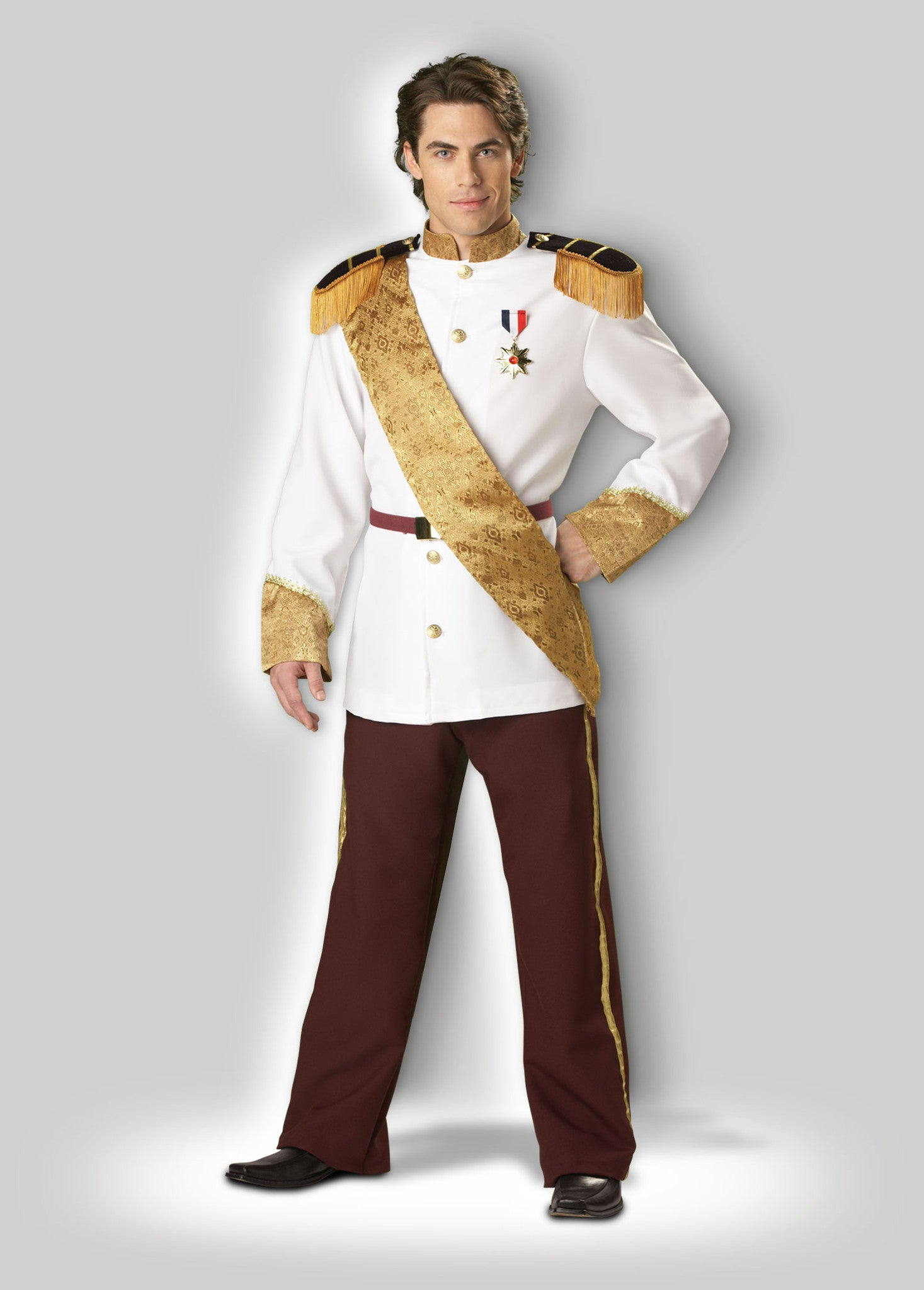 Prince Charming CM1054  sc 1 st  InCharacter Costumes & Prince Charming Deluxe Adult Costume u2013 InCharacter Costumes