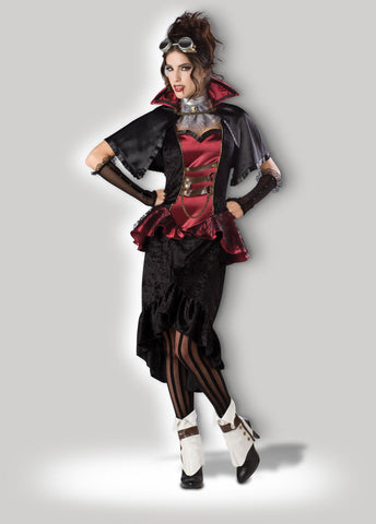 Steampunk Vampiress 1089