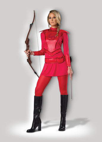 Red Warrior Huntress 11098