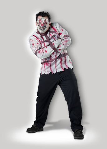 Circus Psycho CP15028 & Quality Plus Size Unique Halloween Costumes by InCharacter Costumes