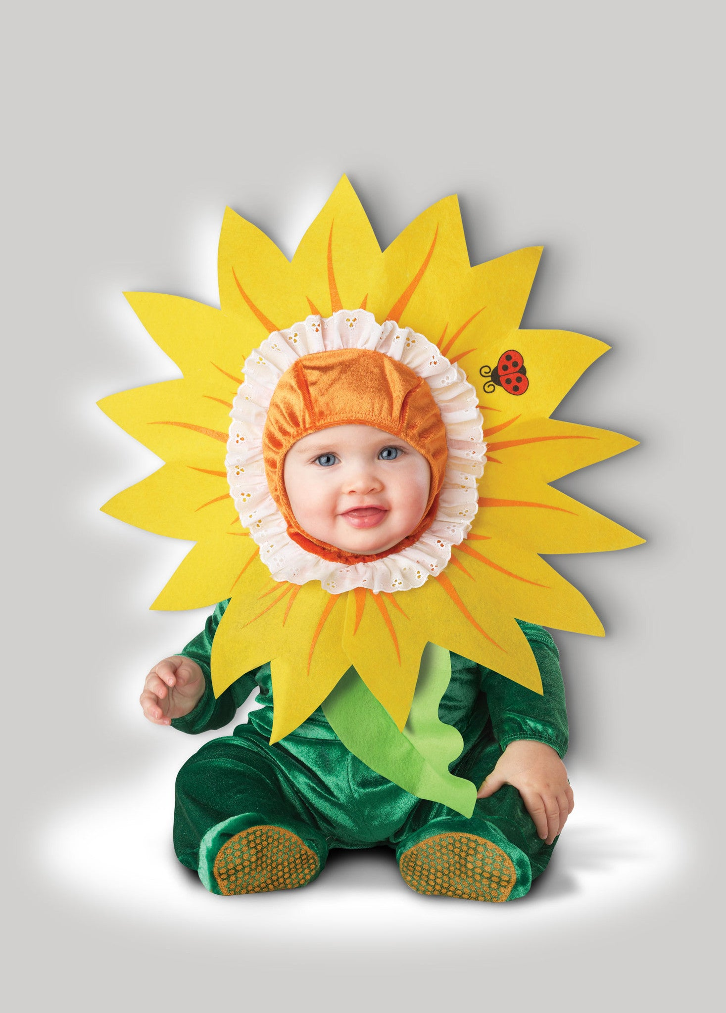 Silly Sunflower CK16008  sc 1 st  InCharacter Costumes & Cute Sunflower Baby Costume u2013 InCharacter Costumes