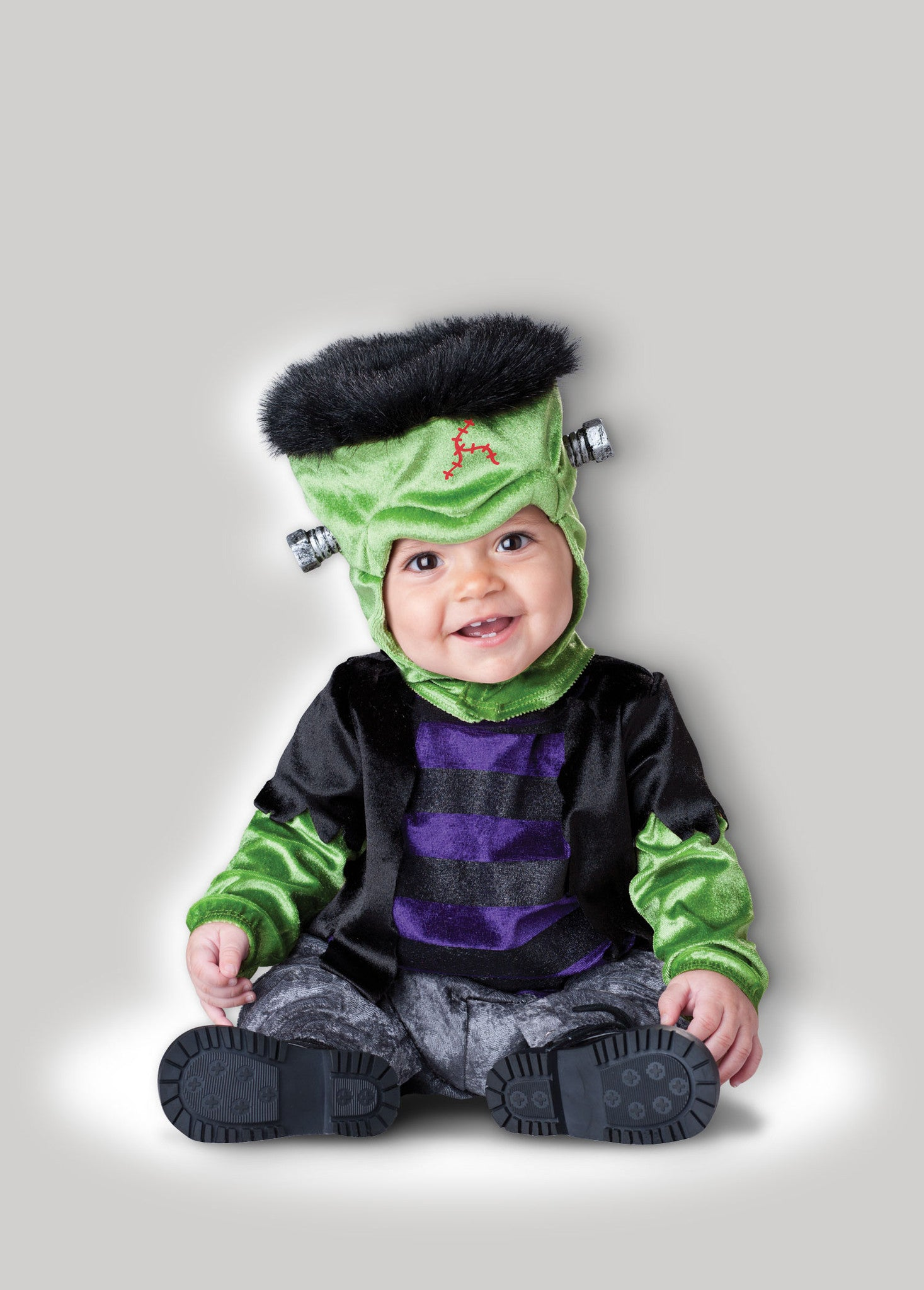 Monster-BOO CK16014  sc 1 st  InCharacter Costumes & Cute Monster Frankenstein Baby Costume u2013 InCharacter Costumes