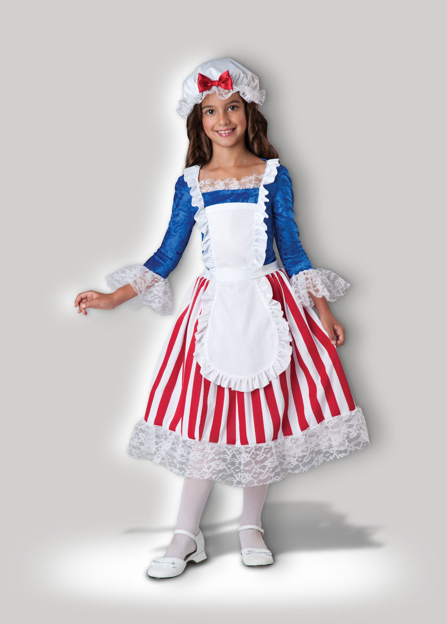 Child Betsy Ross Costume – InCharacter Costumes