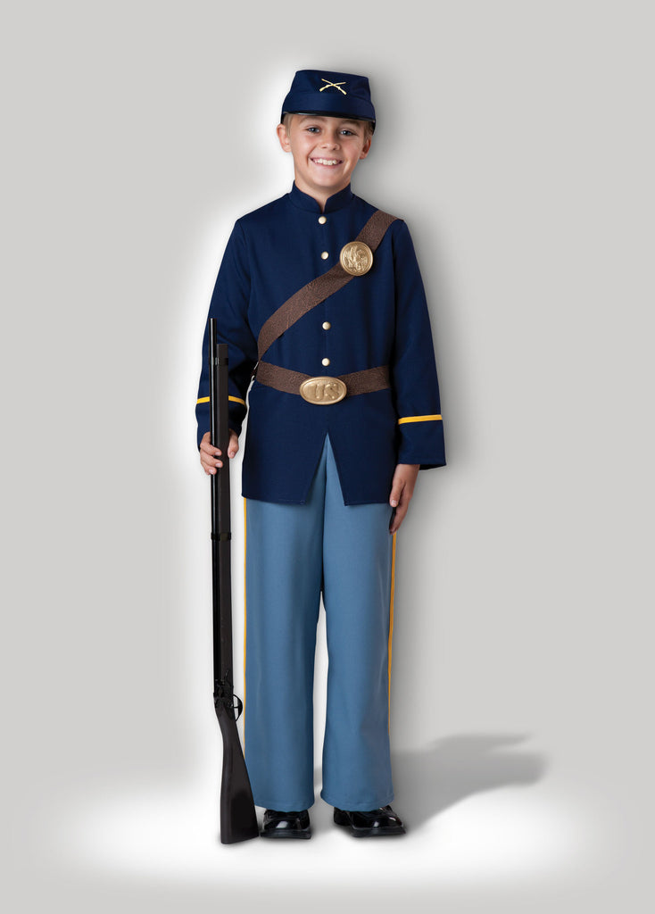 Civil War Soldier CB17058