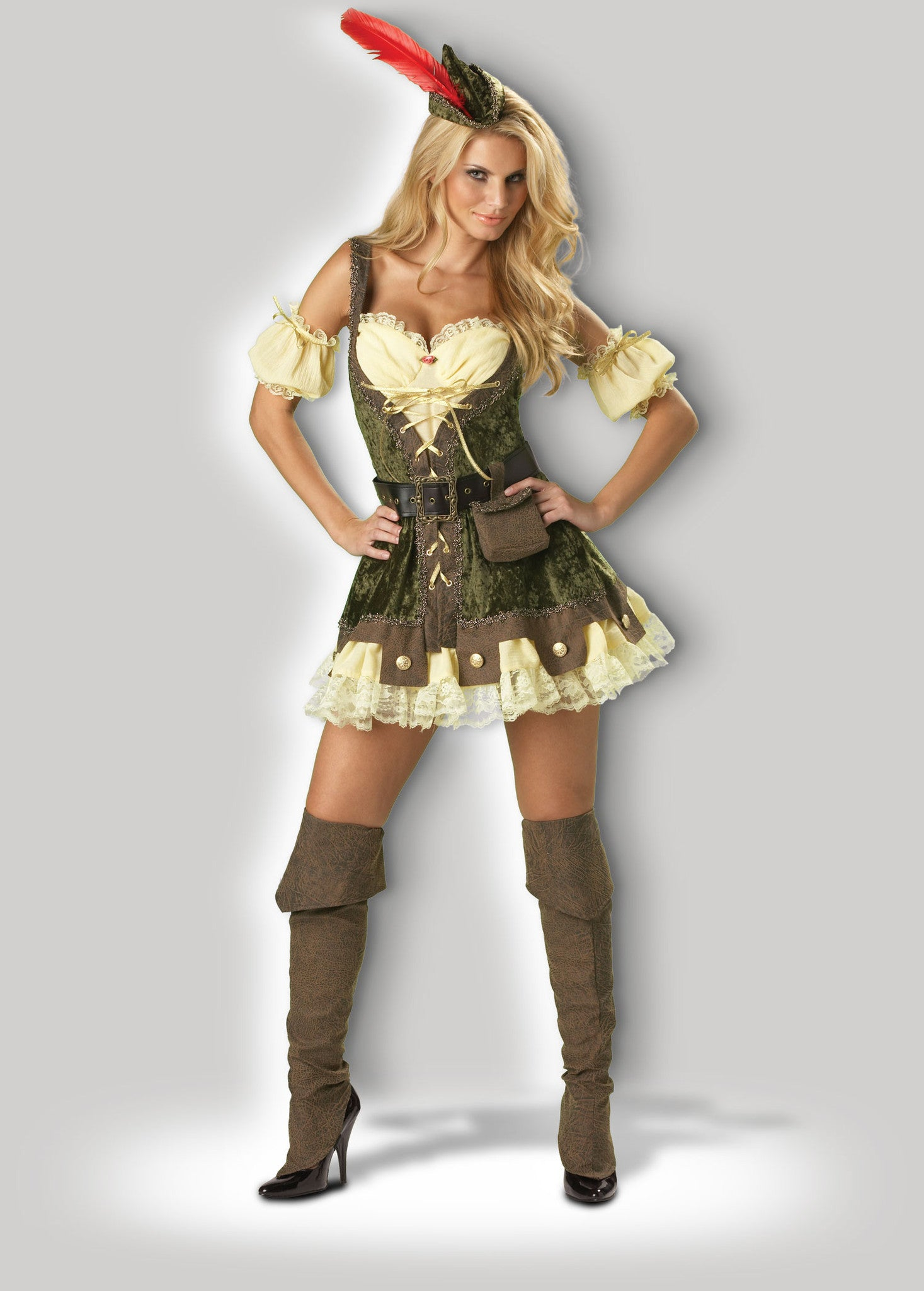Racy Robin Hood CF2036  sc 1 st  InCharacter Costumes : robinhood costume  - Germanpascual.Com