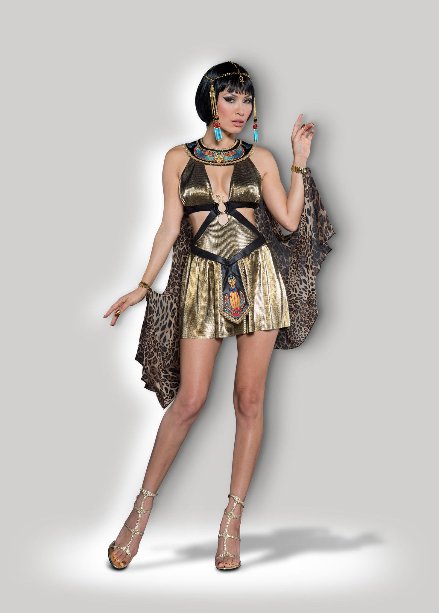 Forbidden Jewel CF25016  sc 1 st  InCharacter Costumes & Sexy Egyptian Womenu0027s Costume u2013 InCharacter Costumes