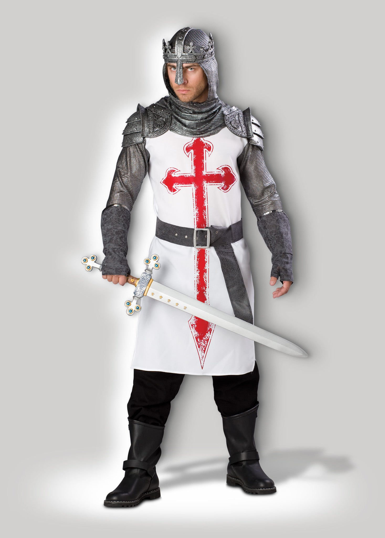 94683152b7cb7 Knight Deluxe Adult Costume – InCharacter Costumes