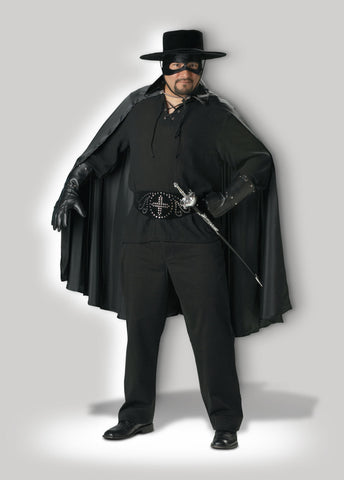 Bandido CP5013 & Unique Plus Size Halloween Costumes by InCharacter Costumes