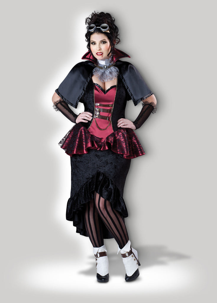 Steampunk Vampiress 5046