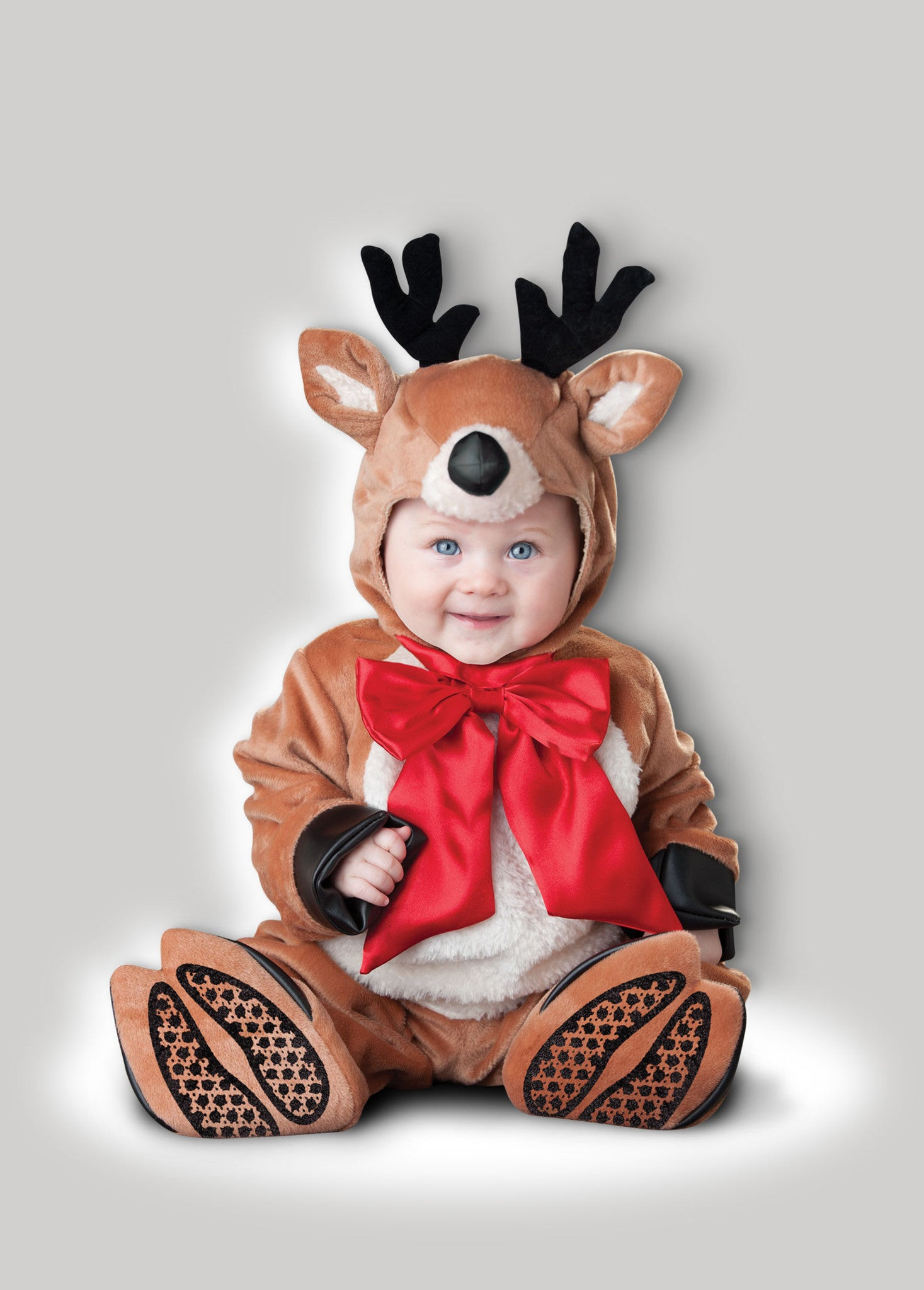 Baby Girl Christmas Outfit! - BODYSUIT (Carters® brand): Merry Christmas in gold glitter vinyl with adorable reindeer and Christmas wreath - PETTISKIRT: Red and green pettiskirt with an adjustable elastic waist and gold glitter bow - HEADBAND: Matching gold faux leather bow on a.