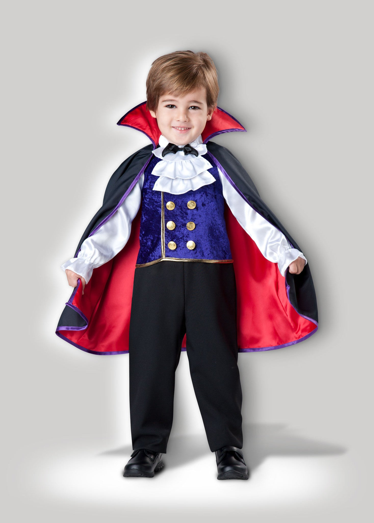 V&ire CY60004  sc 1 st  InCharacter Costumes & Deluxe Child Vampire Costume u2013 InCharacter Costumes