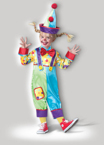 Clown CL60007  sc 1 st  InCharacter Costumes & Deluxe Toddler Halloween Costumes by InCharacter Costumes