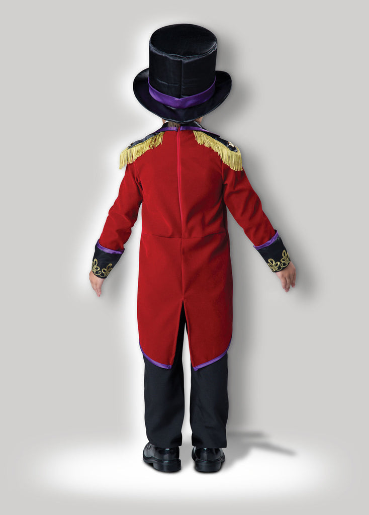 Ringmaster CY60016; Ringmaster CY60016 & Deluxe Child Ringmaster Circus Costume u2013 InCharacter Costumes