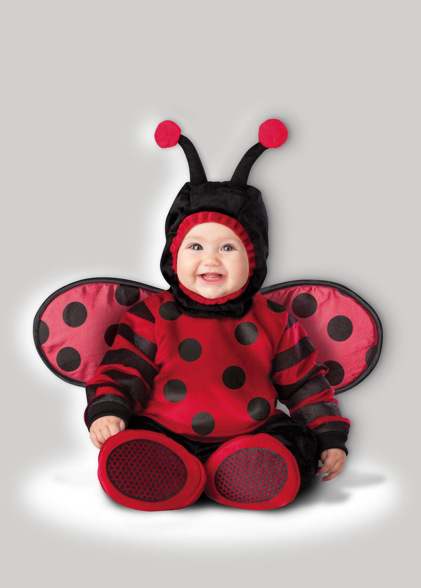 8a1c76005 Cute Lady Bug Deluxe Baby Costume – InCharacter Costumes