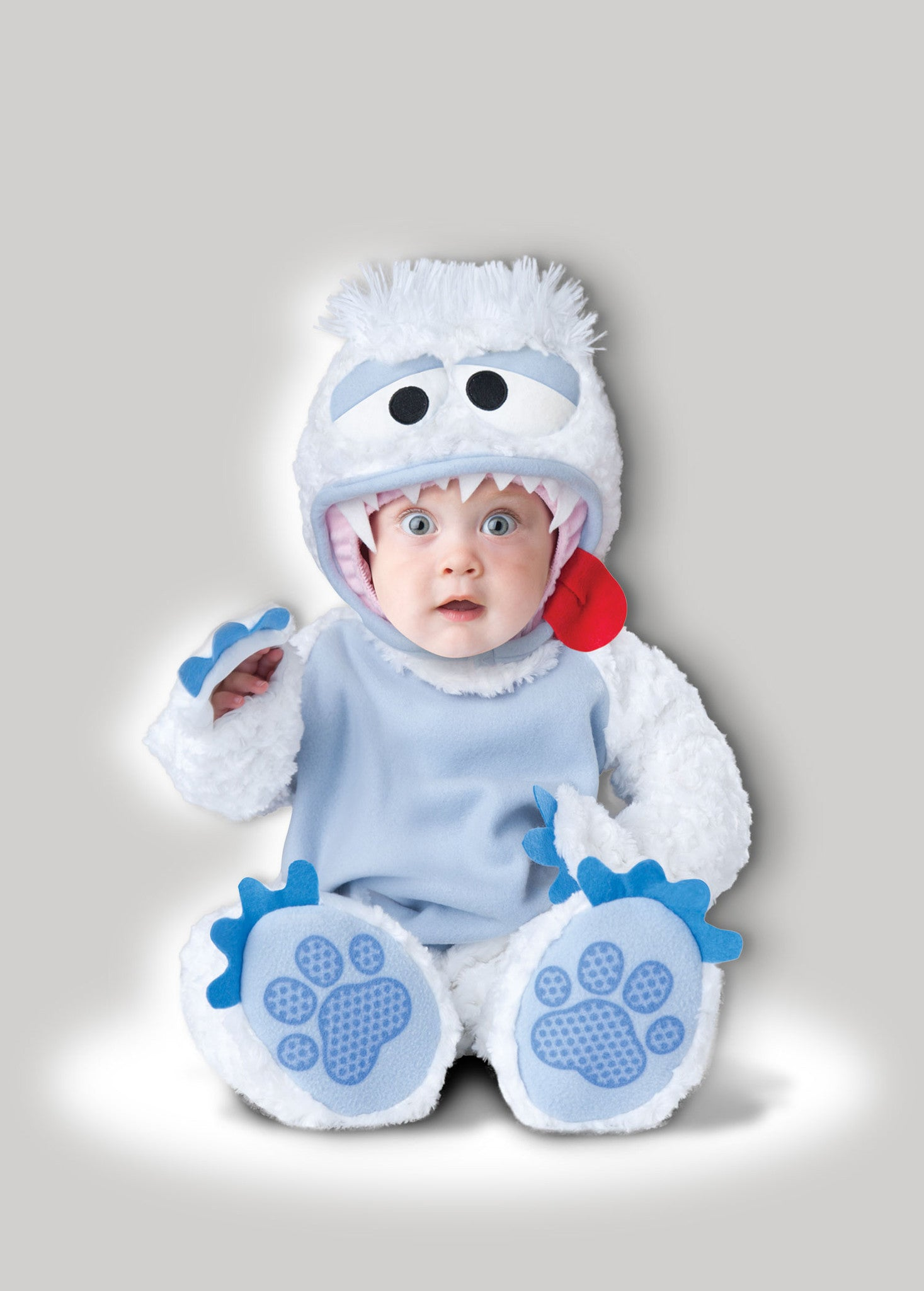 Abominable Snowbaby CK6060  sc 1 st  InCharacter Costumes & Unique Deluxe Baby Costumes by InCharacter Costumes