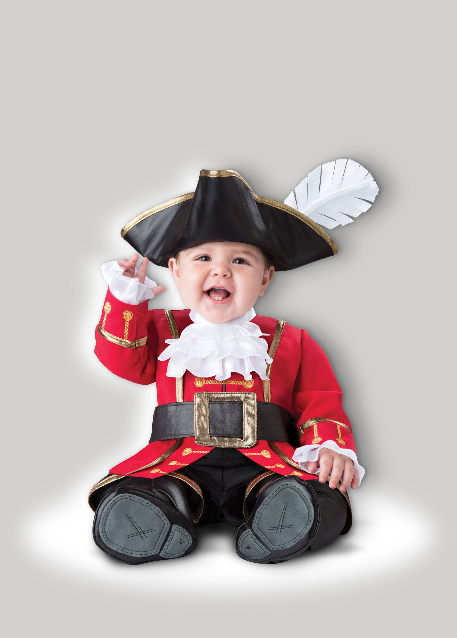 Captain Cuteness CK6071  sc 1 st  InCharacter Costumes & Pirate Cute Baby Costume u2013 InCharacter Costumes