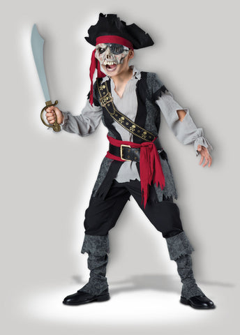 Zombie Pirate 7053