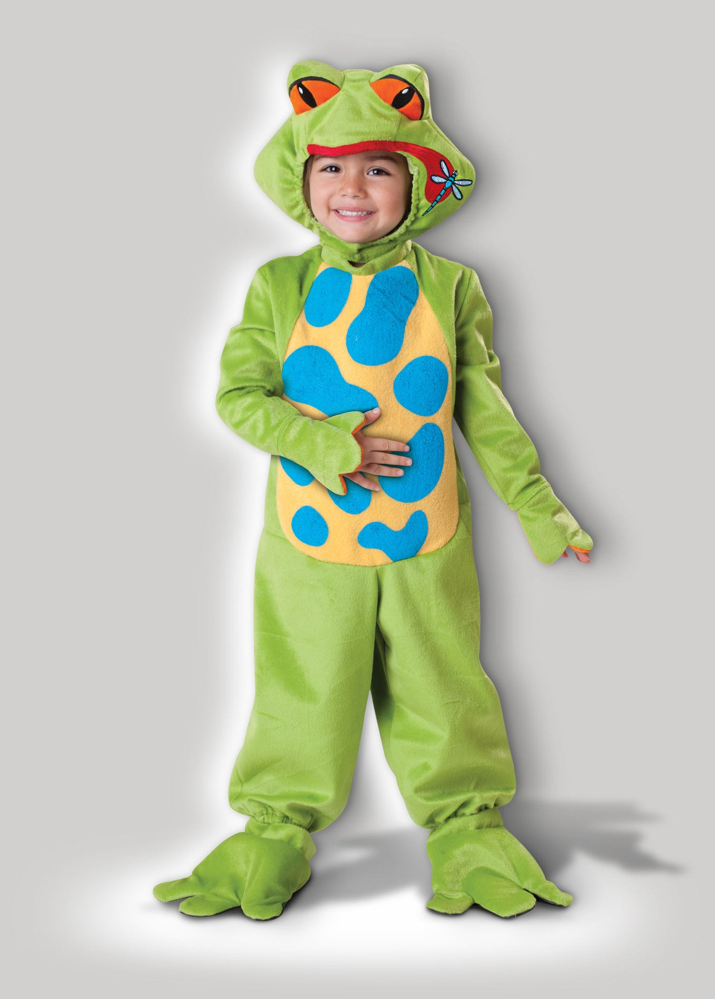 Lilu0027 Froggy CN7513  sc 1 st  InCharacter Costumes & Deluxe Toddler Halloween Costumes by InCharacter Costumes