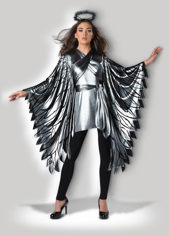 Fallen Angel Poncho Instant Costume CA12034