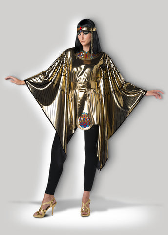 Cleopatra Poncho Instant Costume CAE12035