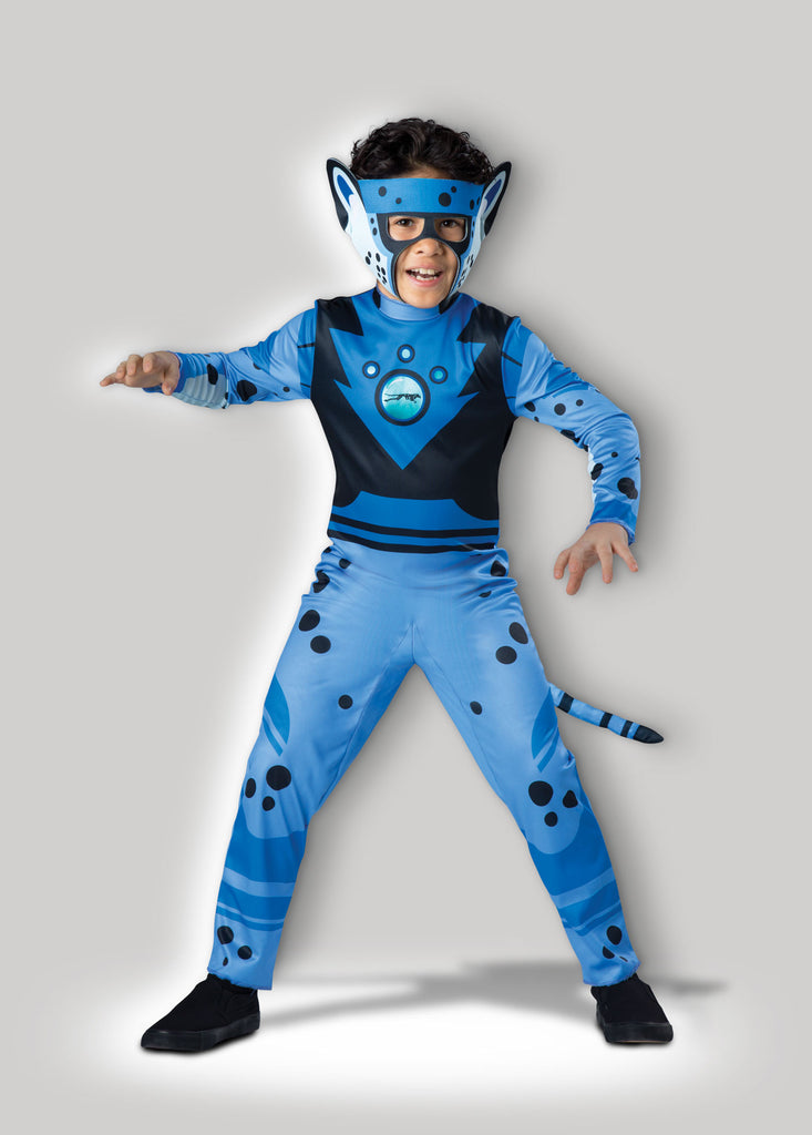 Wild Kratts® Cheetah Value Blue CB141701