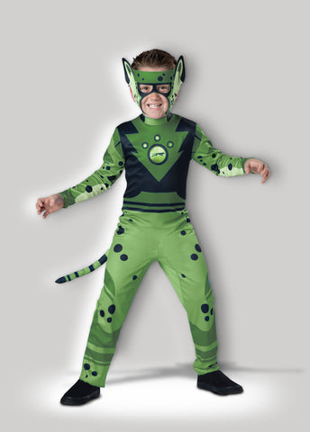 Wild Kratts® Cheetah Value Green CB141705