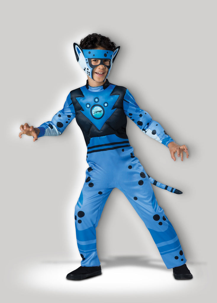 Wild Kratts® Cheetah Quality Blue CB142101