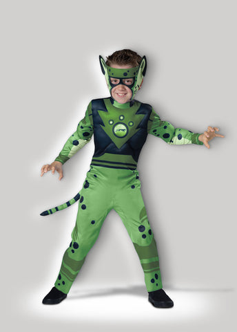 Wild Kratts® Cheetah Quality Green CB142105
