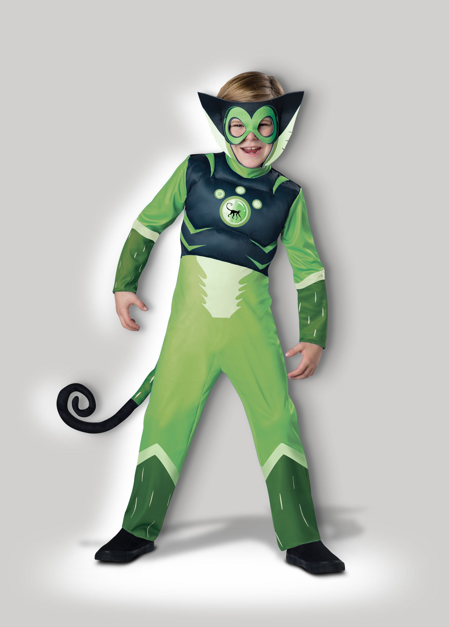 One Color Small Green Costume Details about  /Fun World InCharacter Costumes Cheetah
