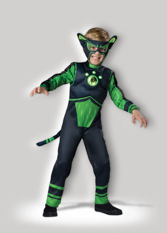 Wild Kratts® Panther Quality Green CB142112