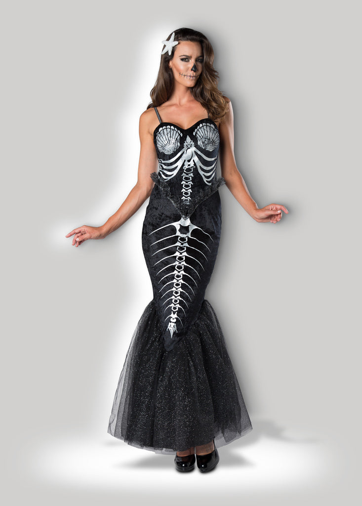 Skeleton Mermaid CF11112