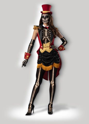 Skeleton Ringmistress CF1145