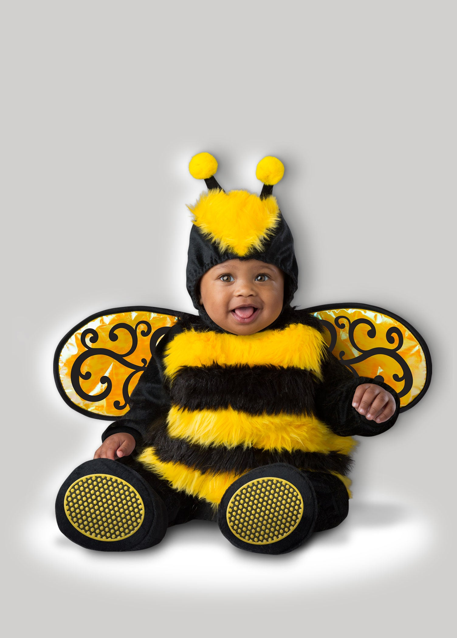Baby Bumble CK6082  sc 1 st  InCharacter Costumes & Cute Bumblebee Deluxe Baby Costume u2013 InCharacter Costumes