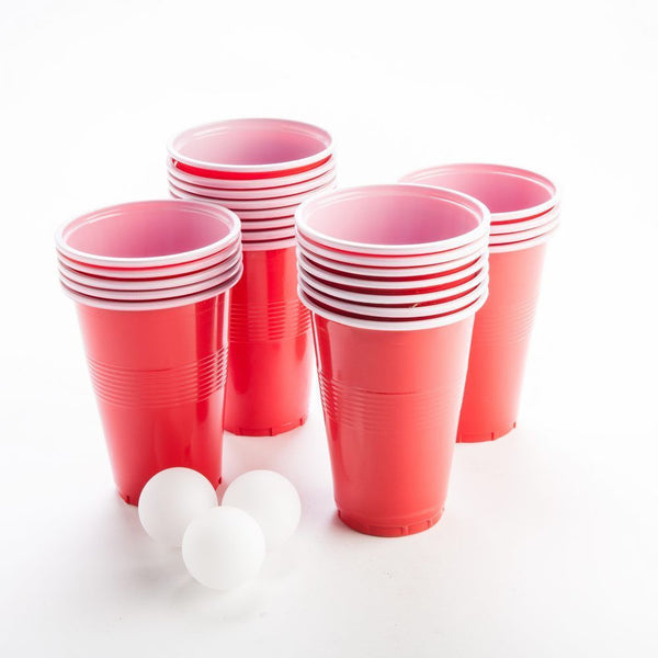red cup beer pong mukit