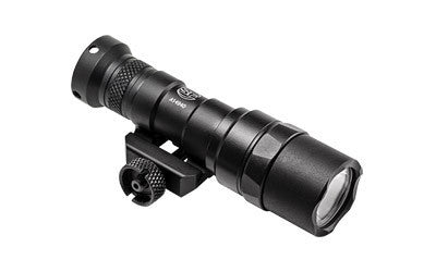 SureFire M300 Mini Scout Weaponlight 300 Lumen LED White Light CR123A Battery Picatinny Mount Aluminum Body Black M300C-Z68-BK