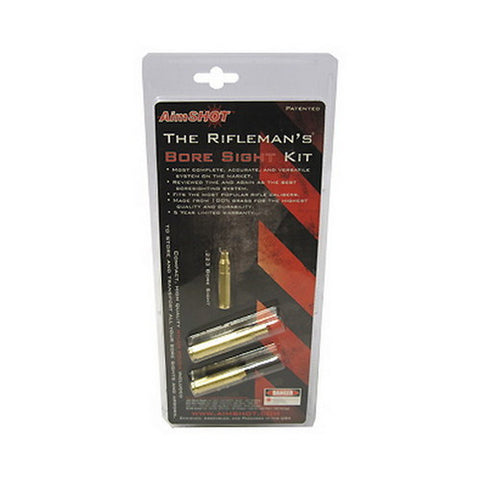 Aimshot 223 Boresight w/.243/30-06 Arbor