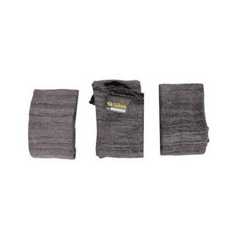 Allen Cases Gun Sock Knit, 3 Pack, Gray, 52""