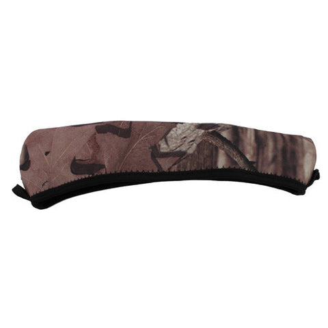 Allen Cases Neoprene Scope Cover Black/Mossy Oak Breakup Infinity, Medium, Scopes up to 13""