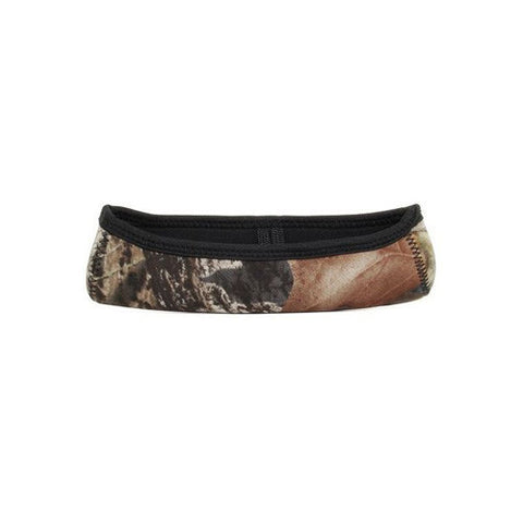 Allen Cases Neoprene Scope Cover Black/Mossy Oak Breakup Infinity, Large, Scopes up to 15""