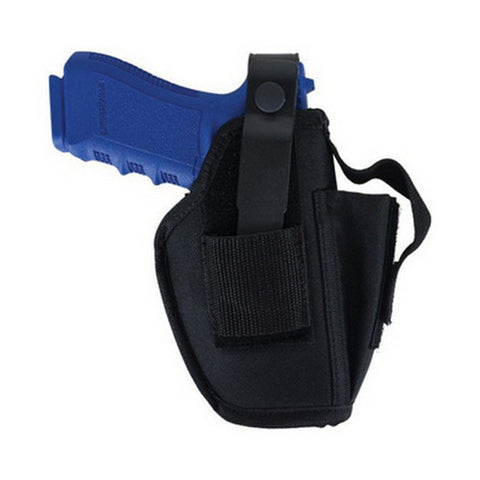 Allen Cases Ambidextrous Hip Holster Medium-Large Autos, Black
