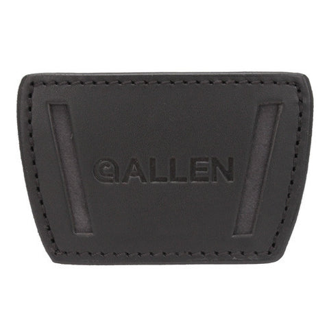 Allen Cases Glenwood Belt Slide Leather Holster Small, Black
