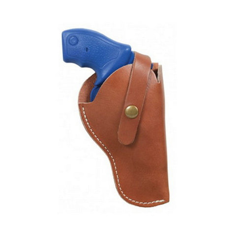 Allen Cases Red Mesa Leather Holster, Brown 9""