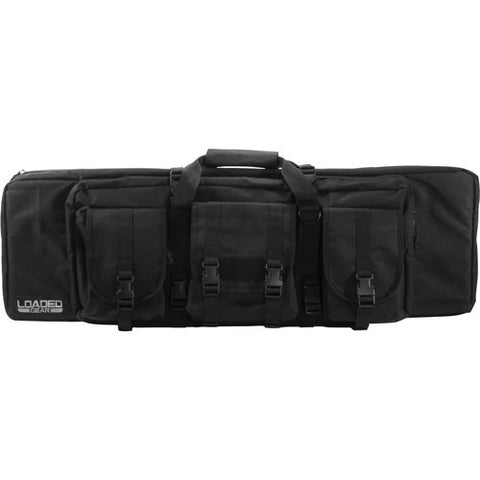 "Barska Optics Loaded Gear Tactical Rifle Bag 45.5"", RX-200"