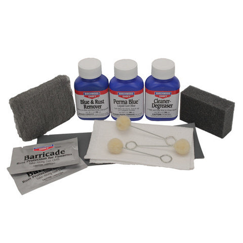Birchwood Casey Perma Blue Liquid Gun Blue Kit