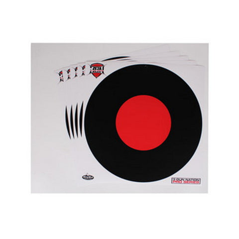 "Birchwood Casey Dirty Bird Paper Targets 17.25"" 3-Gun Nation Target (Per 5)"