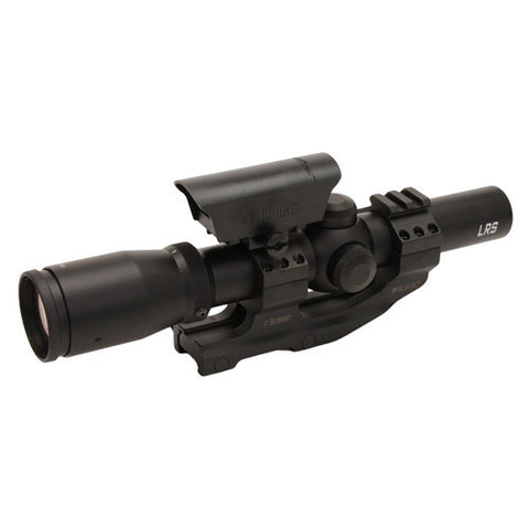 Burris Fullfield Tac30 1-4x24mm, Illuminated Includes FastFire III(3MOA)