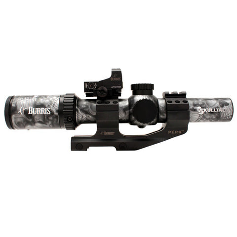 Burris SkullTac 1-4x24mm Illuminated, Fast Fire 3, PEPR