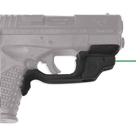 Crimson Trace Springfield Armory XDS, Laserguard, Green