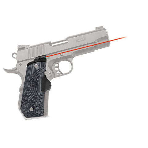 Crimson Trace 1911 Bobtail Master Series G-10 Tactical
